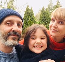 Chris, Kitty and Lizzie - Hopeful Adoptive Parents