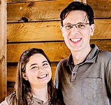 Josh & Sara - Hopeful Adoptive Parents