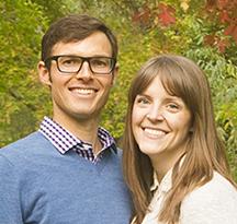 Kim & Seth - Hopeful Adoptive Parents