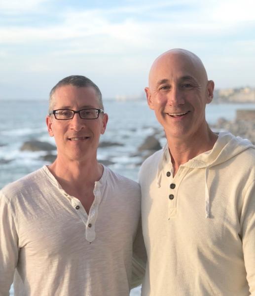 Evan & Michael