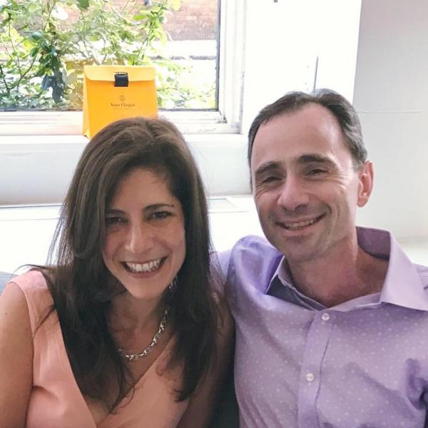 Heather & Steve