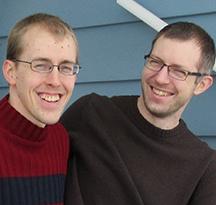 Scott & Kyle - Hopeful Adoptive Parents