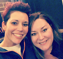 Lauren + Robyn - Hopeful Adoptive Parents