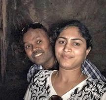 Pavi & Raj - Hopeful Adoptive Parents