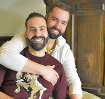 Dan & Joel - Hopeful Adoptive Parents