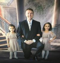 adoptive family photo - Arlin