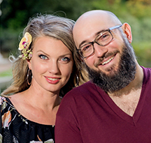 Catherine & Caleb - Hopeful Adoptive Parents