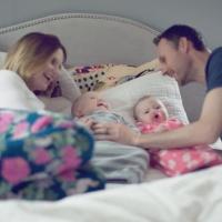 adoptive family photo - Patrick