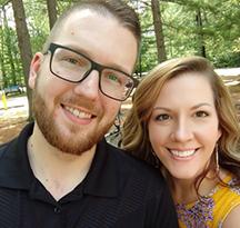 Mike & Kristina - Hopeful Adoptive Parents