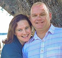 Carrie & Jamey - Hopeful Adoptive Parents