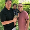 Dave, Rob & Sam - parents hoping to adopt a baby