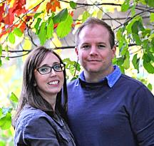 Aaron & April - Hopeful Adoptive Parents