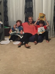 adoptive family photo - Denise