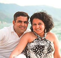 Neeti and Pankaj - Hopeful Adoptive Parents
