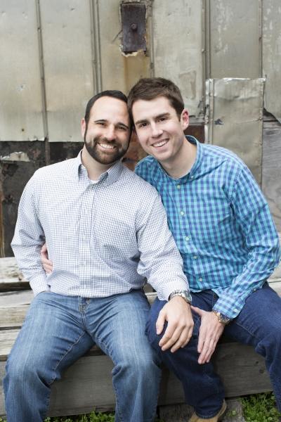 Joe & Zach