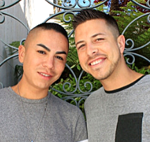 Carlos & Joe - Hopeful Adoptive Parents