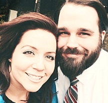 Kel Leigh + Jeff - Hopeful Adoptive Parents