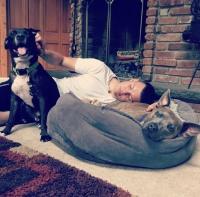 adoptive family photo - Rory