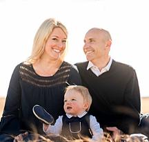 Laura & Trevor - Hopeful Adoptive Parents