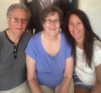 adoptive family photo - Mary