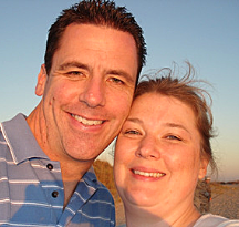 Glenn and Gina - Hopeful Adoptive Parents