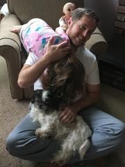 adoptive family photo - Ken