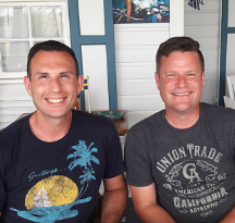 Chris & Todd - Hopeful Adoptive Parents