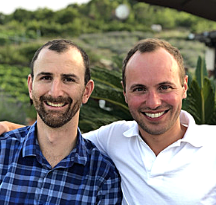 Phil and Filip - Hopeful Adoptive Parents