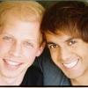 Brad and Raj