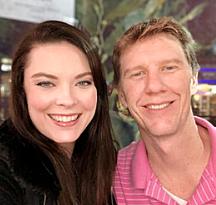 Lindsay and Levi 325.307.3544 - Hopeful Adoptive Parents