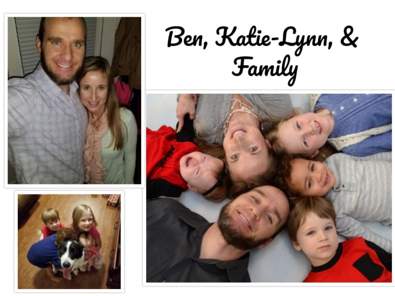 Ben & Katie-Lynn