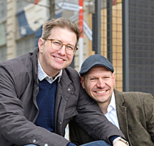 Eric and Mike - Hopeful Adoptive Parents