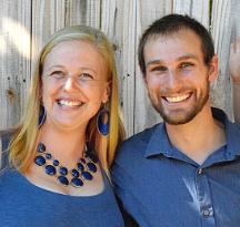 Becca and Kevin - Hopeful Adoptive Parents