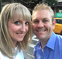 Zack and Kari - Hopeful Adoptive Parents