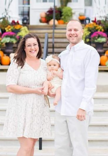 Andrew, Tara & Future Big Sister
