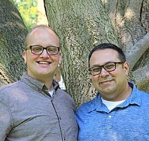 Anthony & Chad - Hopeful Adoptive Parents