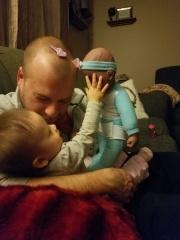 adoptive family photo - Andrew