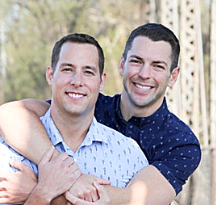 David & Robert - Hopeful Adoptive Parents