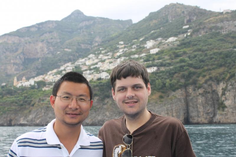 Nick & Wei