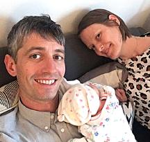 Grace & Barnaby - Hopeful Adoptive Parents