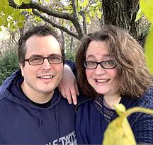 Simona and Russell - Hopeful Adoptive Parents