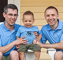 Seth & Chris - Hopeful Adoptive Parents