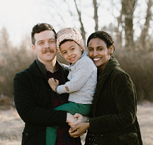 Rahel + Scott - Hopeful Adoptive Parents