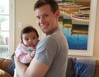 adoptive family photo - Brian