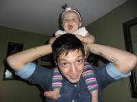 adoptive family photo - Travis