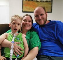 Dave & Mandy - Hopeful Adoptive Parents