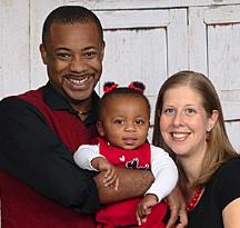 Terrance & Liz - Hopeful Adoptive Parents