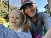 adoptive family photo - Sara