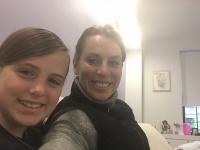 adoptive family photo - Erin
