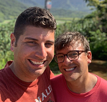 Drew & Justin - Hopeful Adoptive Parents